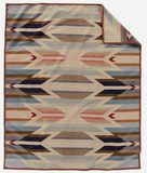 Wyeth Trail Jacquard Blanket