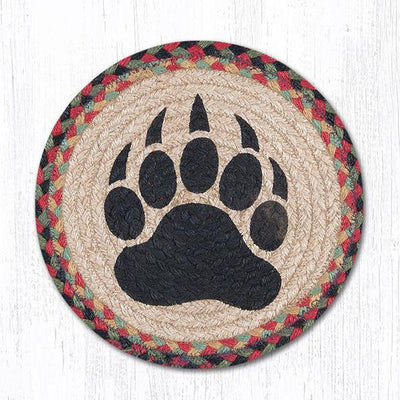 "Bear Paw 10"" Capitol Earth Mat"