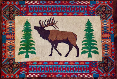 Buck Placemat (#11083)