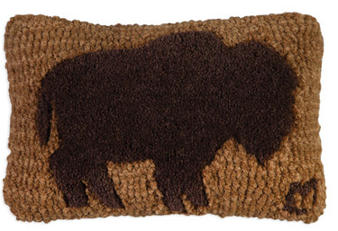 Buffalo Wool Pillow