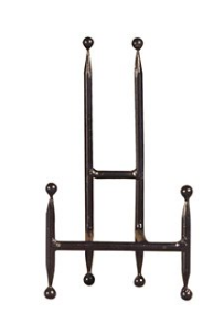 "Camarena Chair Easel Plate Stand (11"")"