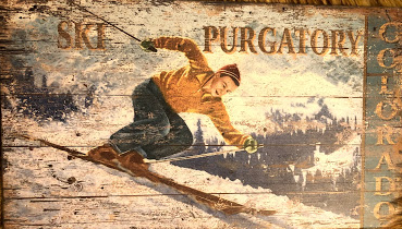 Purgatory Colorado Sign (PP_1446)