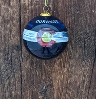 Durango Colorado State Flag Ornament