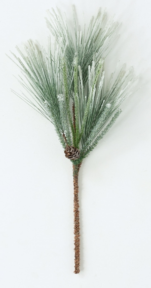 Frosted Mix Pine Spray