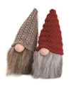 Felt Gnome Ornament