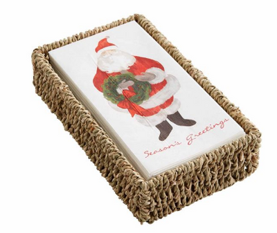 Santa Guest Towel Set