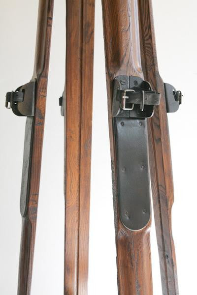 Ski Hall Tree (Coat Rack)