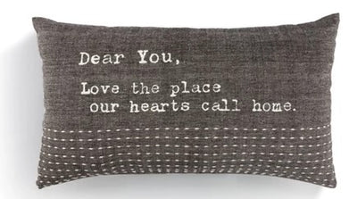 Dear You Pillow (Our Hearts)