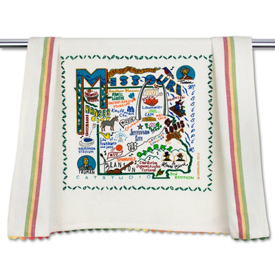 Missouri Dish Towel