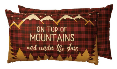 Under The Stars Pillow