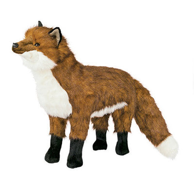 Ditz Red Fox Footrest