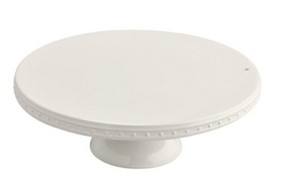 Nora Fleming Pedestal Server