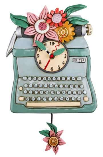 The Writer Clock