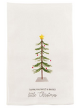 Christmas Icon Tea Towels
