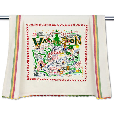 Washington Dish Towel