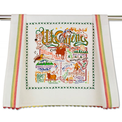 Wyoming Dish Towel