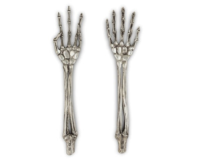 Skeleton Arm Salad Servers