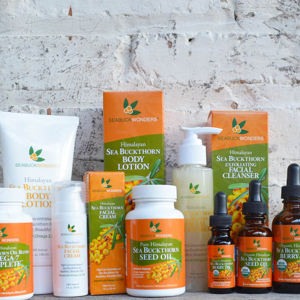 All Sea Buckthorn Products