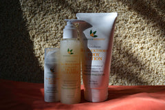 SeabuckWonders seabuckthorn skin care collection.
