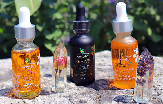 This new line of luxury facial oil serums may seem like the kind of products you'd find at a high end department store. However, because our brand is rooted in the natural products and nutritional supplements world, we take an entirely different approach to skincare.