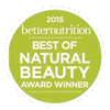 SeabuckWonders Winner 2015 Best of Natural Beauty