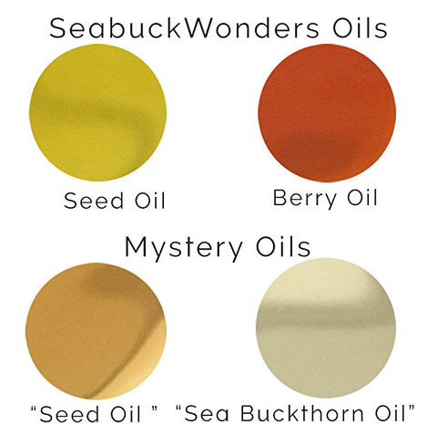 Why SeabuckWonders Is Better- How to Spot an Imposter Oil
