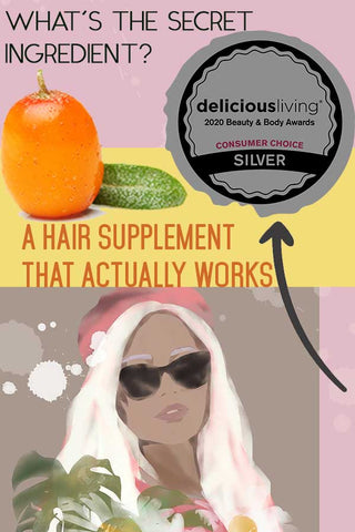 What's the secret ingredient for healthier hair?