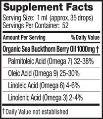 SeabuckWonders Berry Oil