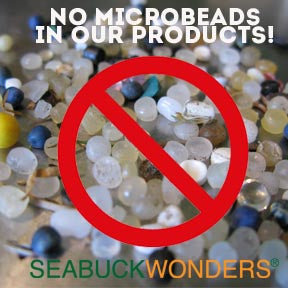 Microbeads not in SBW products