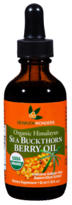 Sea Buckthorn is THE superior source of Omega 7 Fatty Acids (Palmitoleic Acid). This plant-based omega provides the highest concentration of Omega 7 naturally available as well as a host of vitamins and minerals, over 190 phytonutrients, supercharged antioxidants, Omega 3s, and other powerful health agents. Omega 7 alternatives from Anchovies, Macademia nuts, and other Omega 7's don't come close to providing the full health potential that sea buckthorns incredible nutritional profile offers.