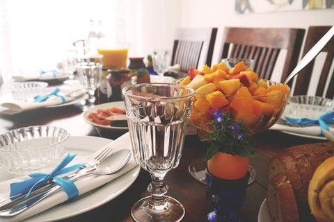 Have Brunch at Home for Mother's Day