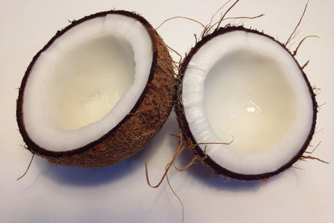 Coconut oil may help with eczema flare-ups