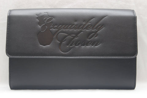 EXQUISITE TRAVEL WALLET/CLUTCH