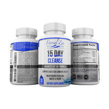 15 Day Cleanse, All Natural Herbal Colon Cleanse Supplement with Probiotics