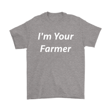 I'm Your Farmer T Shirt for Men Farmers Market Gear