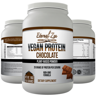 Vegan Protein Powder - Chocolate