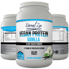 Vegan Protein Powder - Vanilla
