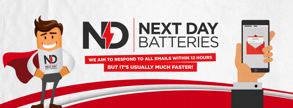 Next Day Batteries 18650 vaping batteries from Sony Samsung LG and more