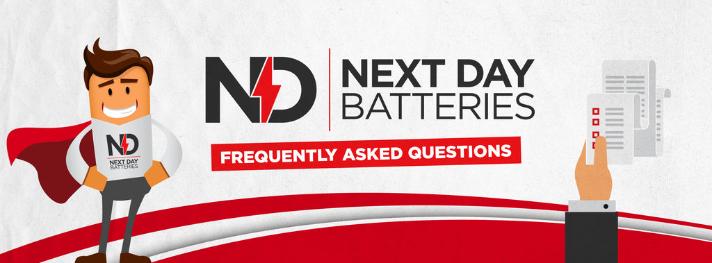 Next Day Batteries - UK's Lowest Prices for Genuine 18650 Batteries
