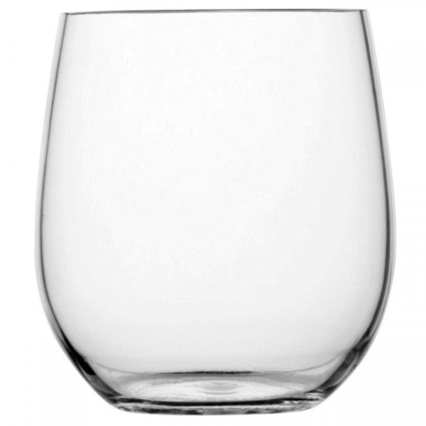 Marine Business Non-slip Beverage Glass - Clear