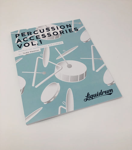 Percussion Accessories Vol. 1 — Method for Tambourine and Triangle