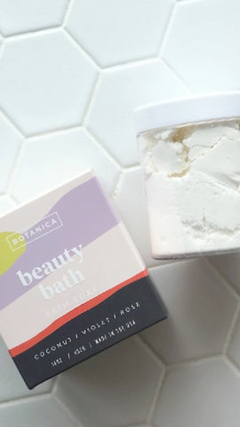 Clean Beauty Bath Soak