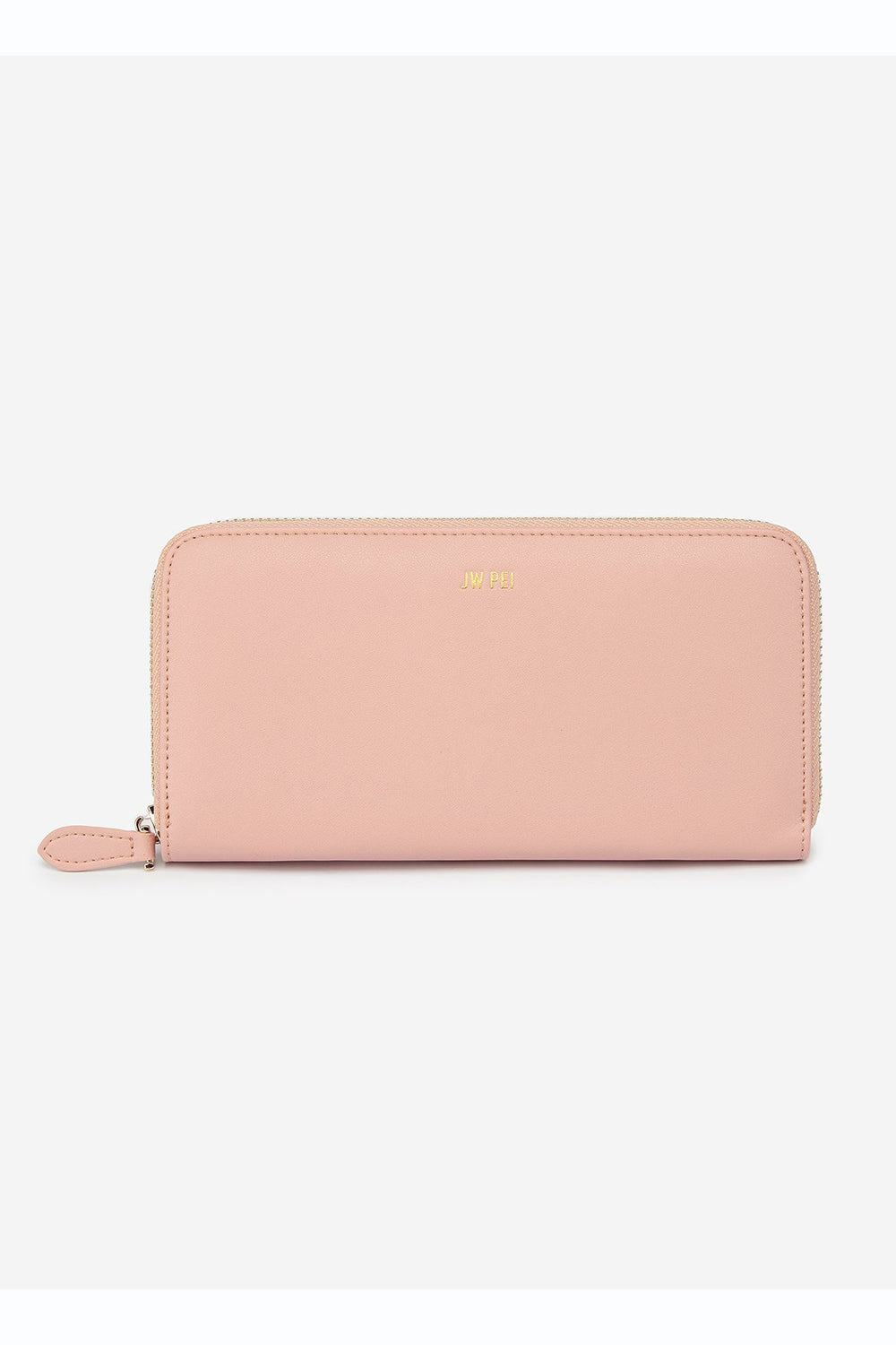 Zipper Wallet Blush