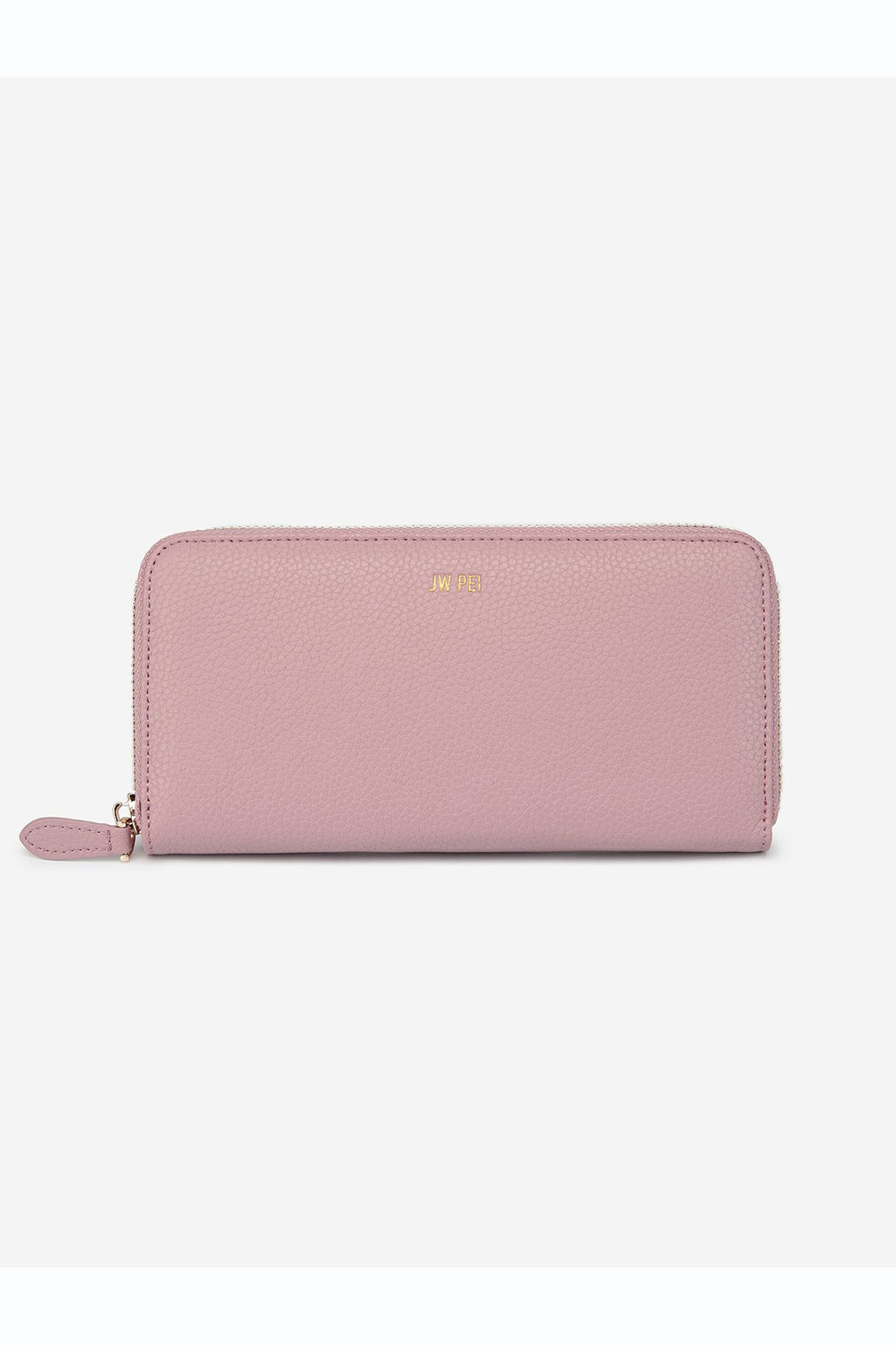 Zipper Wallet Mink