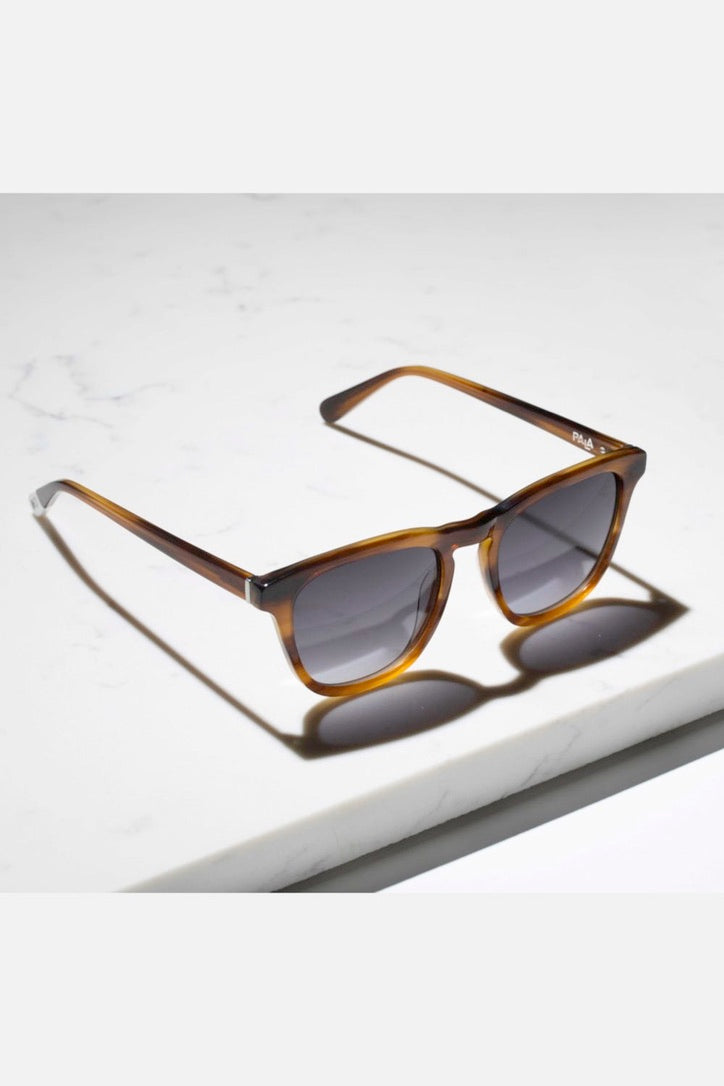 Nyota Sunglasses Walnut