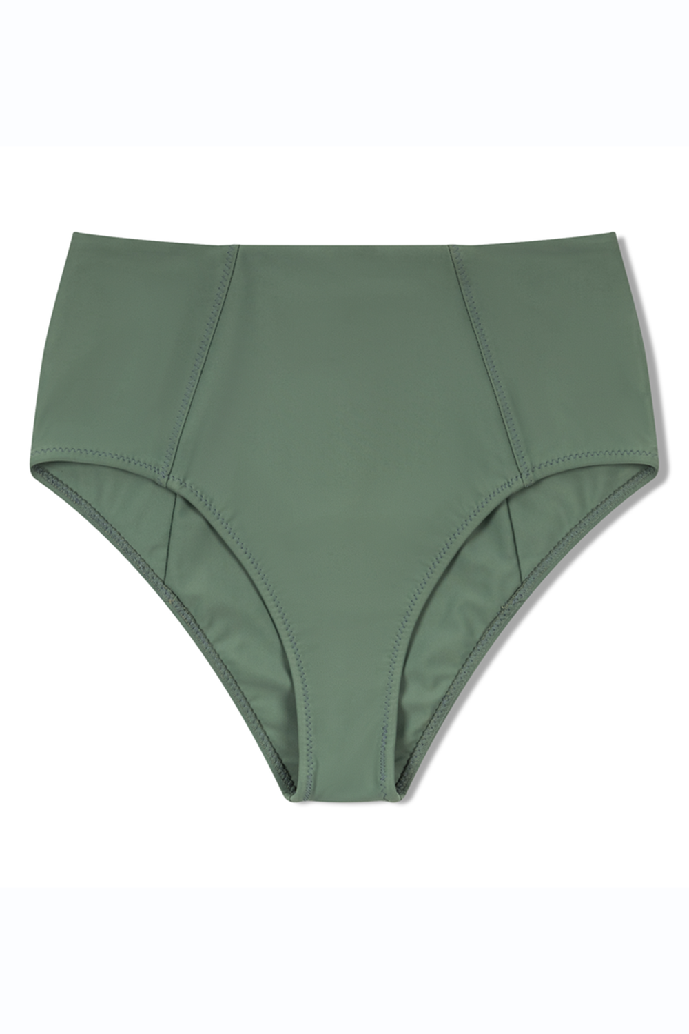 Simone Retro Bottom Sage