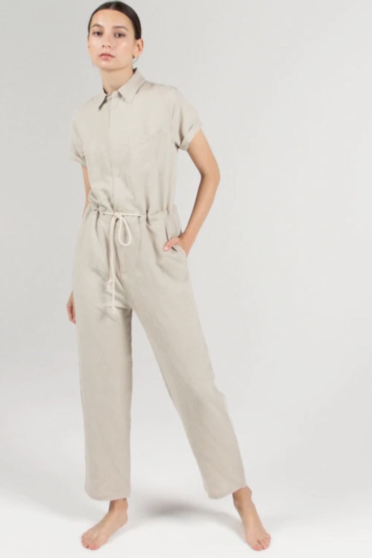 Flight Jumpsuit Bone
