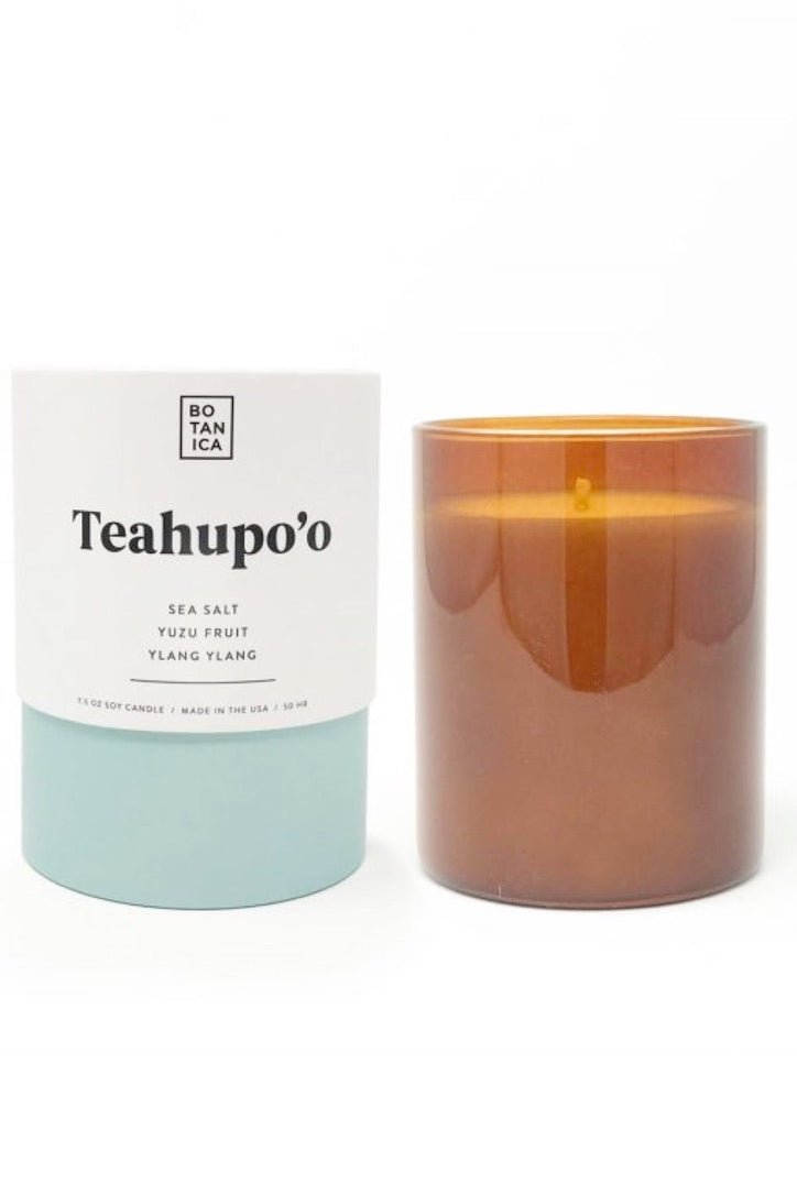 Botanica Medium Candle Teahupo'o