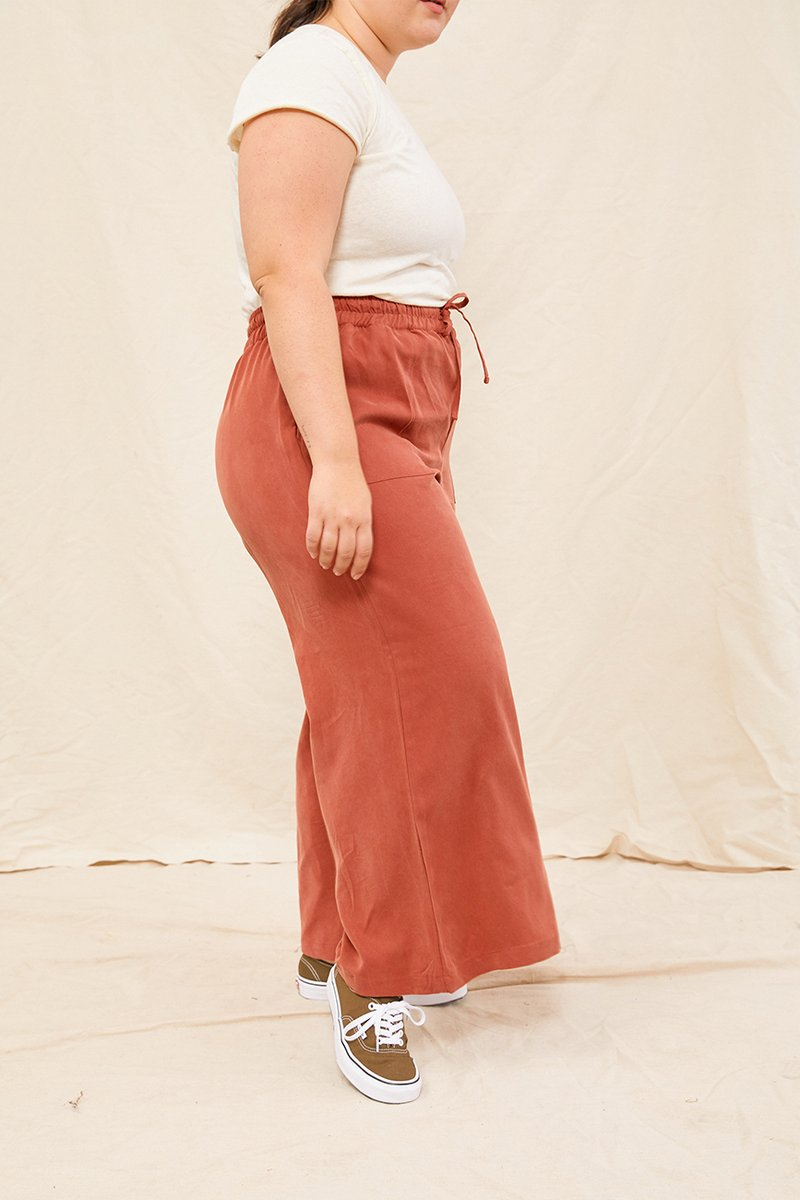 Easy Pant Redwood