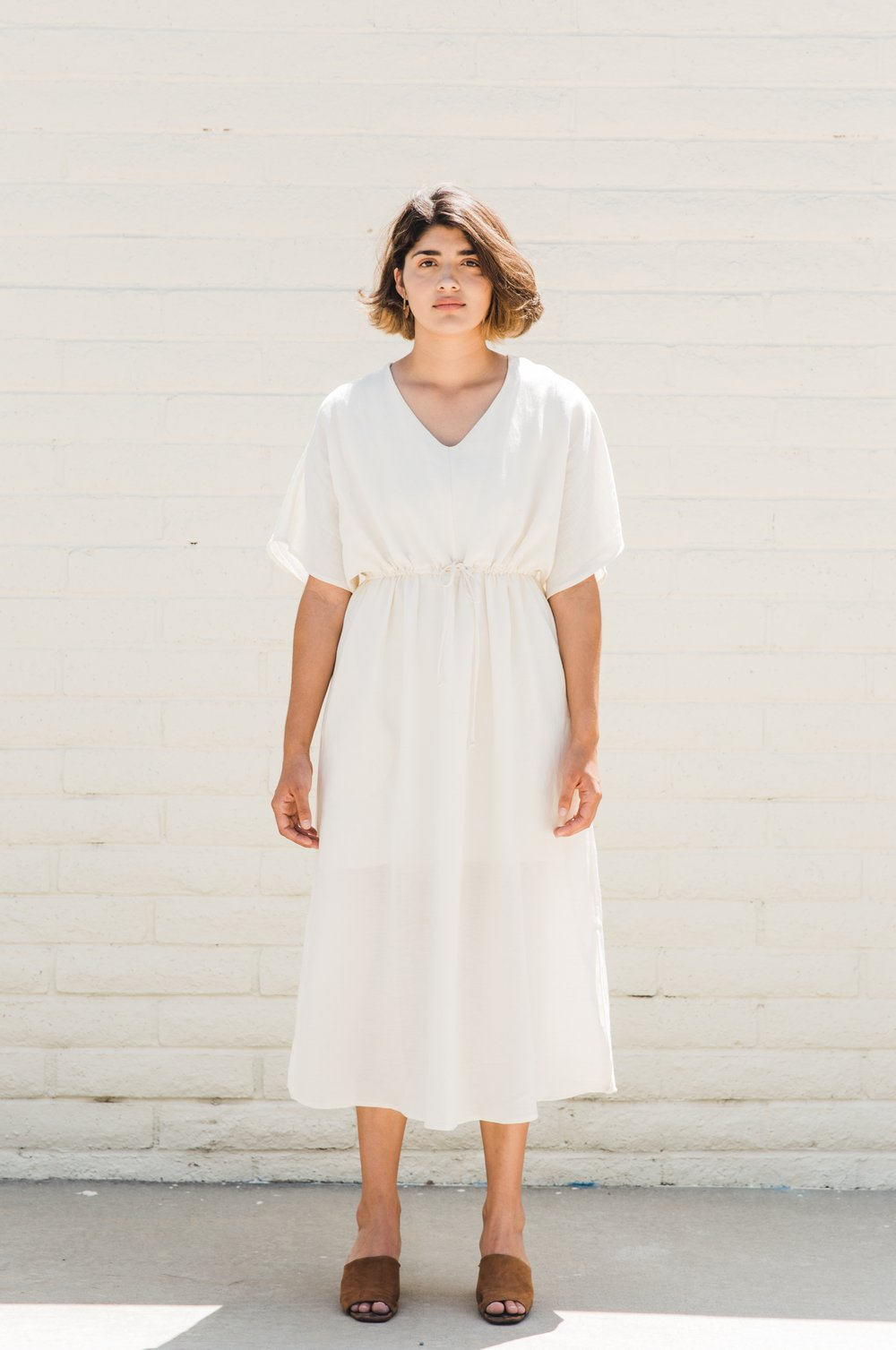 Beloved Dress Ivory
